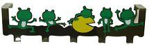 Strong  5 Door Hangers Hook Over Door Hook Chrome Plated With Frogs