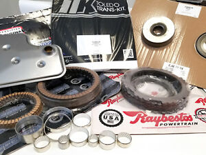 6R140 Transmission Master Rebuild Kit 2011 & UP  fits Ford Diesel Only Filter