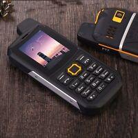 "2.2"" LCD F8 Unlocked mobile phone waterproof IP67 Quad Band dual SIM cellphone"