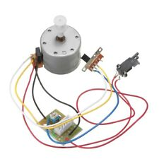 DC 12V Turntable Record Player Deck Motor with Switches