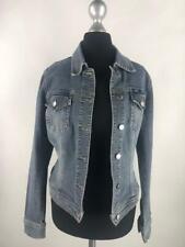 Mexx blaue Damen-Jeans-Jacke Gr.36/S Baumwollmischung Top Zustand