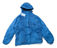 Arctic Storm Mens Size M Blue Midweight Soft Shell Jacket