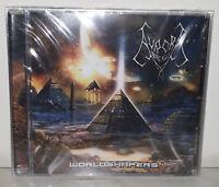 CD AURORA BOREALIS - WORLD SHAPERS - NUOVO NEW