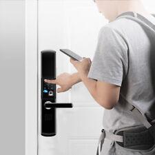 Fingerabdruck Türschloss Smart elektronisches Fingerprint Codeschloss Anti-Theft