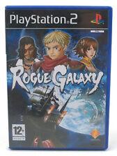 Playstation PS2 Video Game - Rogue Galaxy * BOXED *