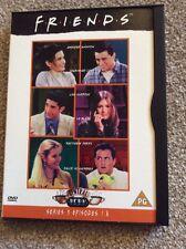 Friends - Series 3 - Episodes 1-8 (DVD, 2000)