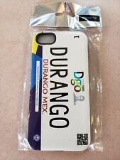 Durango License Plate iPhone 7/8 Case