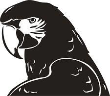 Ara -Aufkleber  - Autoaufkleber  -Neu-Papagei