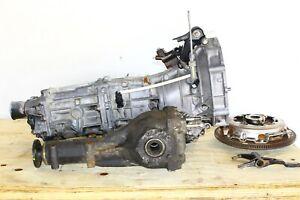 2002-2005 Subaru Impreza WRX EJ205 5 Speed Manual Transmission 4.44 DIFF JDM