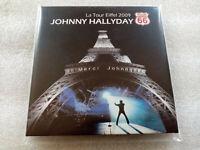 JOHNNY HALLIDAY live paris la tour eiffel 2009.....digipack 2CD