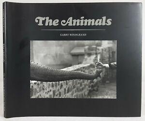 Garry Winogrand, The Animals. Fotoband. englische Ausgabe. ISBN: 0870706330
