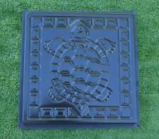 SOLD  mold Turtle Stepping Stone Concrete Cement Mould garden path S41