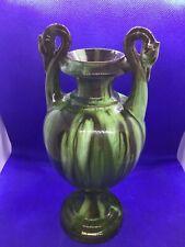 Christopher Dresser Linthorpe Pottery Aesthetic Movement Vase Heron Handles