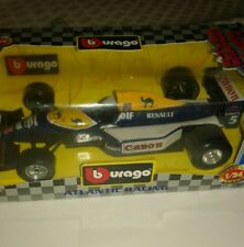 WILLIAMS FW 14 BURAGO 1/24   ( VOITURE DE COURSE F1 )