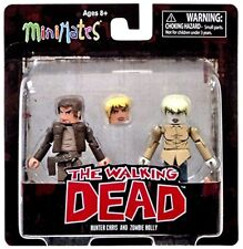 The Walking Dead Fumetto Minimates Serie 7 Cacciatore Chris & Zombie Holly
