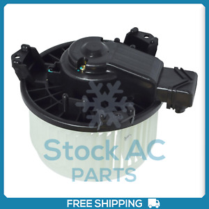 New A/C Blower Motor for Scion xD 2008 to 2014 / Toyota Yaris 2006 to 2012