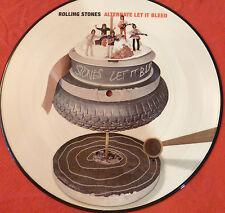 LP.ROLLING STONES  PICTURE ALTERNATE LET IT BLEED / OLYMPIC STUDIO / LONDON 69 /