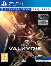 Sony Eve Valkyrie VR PS4