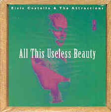 Elvis Costello - All This Useless Beauty CDS Pt4 CardP