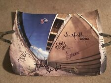 ** ZERO ** Skateboard, Signed Team Poster. Original Signatures