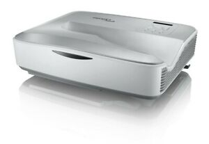 Optoma HZ40UST home theater DLP projector Laser TV 4000 lumens, free ship World.