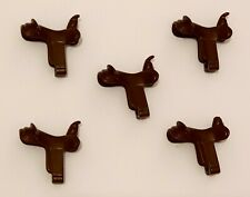 Playmobil  5 horse saddles