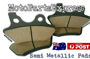 HARLEY DAVIDSON FRONT AND REAR BRAKE PAD SET FXDWG 1584 DYNA WIDE GLIDE
