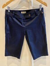 BURBERRY Brit Shorts - Bermuda - Navy Blue - Size 38IT 6UK 4USA