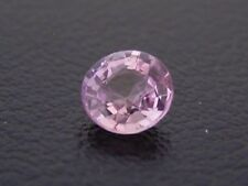 Ceylon Pink Sapphire VS 4.75mm Round 0.45ct Loose Natural Gemstone Sri Lanka 1pc