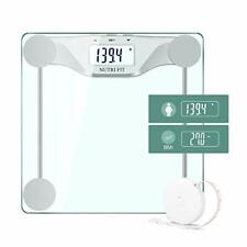 Digital Body Weight Bathroom Scale BMI, Accurate Weight Measurements Scale,Large