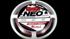 Momoi Hi-Catch NEO Pink 80lb  Flurocarbon Leader fluro carbon made in japan