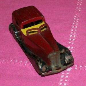 MARX WYANDOTTE? LIMO/CAR 1930'S TOWN CAR PRESSED STEEL