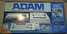 Adam Computer Coleco Vision Gaming System CIB RARE XMAS GIFT Console Buck Rogers