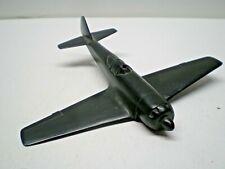 Vintage Cruver Spotter Recognition Aircraft Model Russian LA-9 Fighter Sept 1951