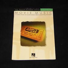 Movie Music by Phillip Keveren Piano Sheet Music 17 Songs From Silver Screen