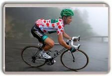 Thomas Voeckler polka-dot Jersey Tour de France 2012 Fridge Magnet 01