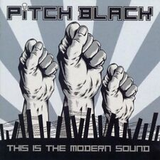 Pitch Black - This Is The modern Sound CD NERVE AGENTS MURDER CITY DEVILS RANCID