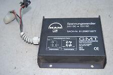 Spannungswandler LKW TRUCK 24 V auf 12 V Konverter MAN 81259070277