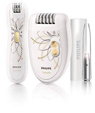 Philips HP6540 Body Shaver Epilator 3 in 1 kit  -Limited edition epilation set