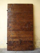 porta antica chiodata rustica riproduzione su misura antiques door portone legno