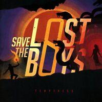 Save The Lost Boys Verführerin (2016) 10-track CD Album Neu/Verpackt