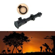 Visionking 1.25-5x26 Rifle scope IR Hunting 30 mm three-pin German#1 Reticle 223