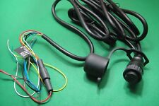 Garmin GPSMAP GSP map marine AC Power Supply Class 2  18 pin models FUSE Cable