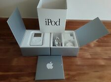 Rare Apple Ipod 1st Generation (5GB), M8513B/A, Boxed