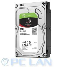 Seagate IronWolf NAS HDD 3TB 64MB Cache SATA 6G 5900RPM ST3000VN007 3 Years WTY