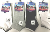 6 Pairs Ladies Trainer Liner Sports Socks Womens Girls Funky Designs Adults AS