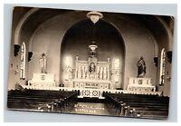 Vintage Early 1900's RPPC Postcard St. Patrick's Church Sidney Nebraska POSTED