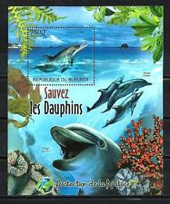 Burundi 2012 sauvez les dauphins bloc n° 228 neuf ** 1er choix