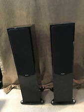 Quad 22L Floor standing Speakers. Black Piano Gloss finish. excellent.$1800 new