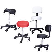 Massage Salon Facial Manicure Barber SPA Chair Stool Swivel Gas Lift Tattoo New